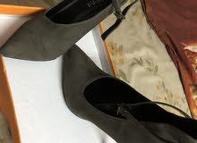 حذاء كعب 25 الف