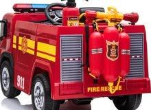 سيارة إطفاء للاطفال