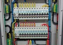 تمديد صيانه كهرباء كنترول شبكات سلسيون