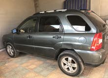 Gasoline Fuel/Power   Kia Sportage 2009