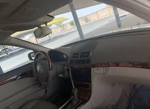 Gasoline Fuel/Power   Mercedes Benz E 200 2005