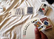 كارطة بايسكل أصلية bicycle playing cards