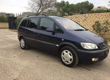 Manual Used Opel Zafira