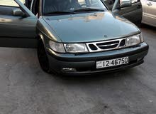 Green Saab 93 2002 for sale