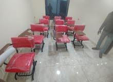 مقاعد دراسيه مفردة (العرض العاشر) باسعار ممتازة اسعار الشتاء