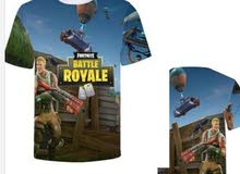 T_shirt fortunate فنايل فورت نايت