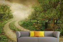 فني دهانات منازل +ورق جدران