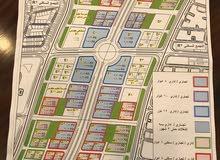 أرض مول للبيع بالعاصمه الإدارية ترخيص تجاري و إداري وسكني