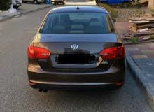 Automatic Brown Volkswagen 2012 for sale