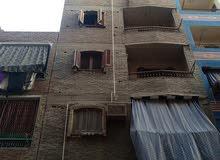 منزل للبيع 6 ادوار ورووف تشطيب سوبر سوبر لوكس شارع 9 متر