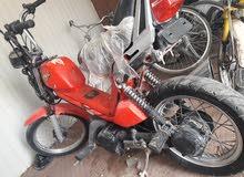 Harley Davidson motorbike made in 2007