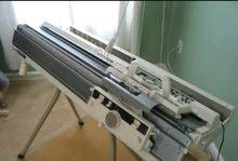 ماكينة تريكو لصناعة ملابس الصوف...للبيع