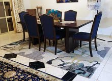 Home Centre Dining Table + 4 Chairs