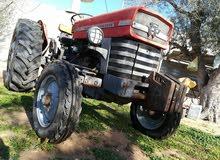 جرار زراعي 135 ماسي فيرجسون مع معداته
