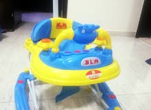 baby walker, not used even 10days