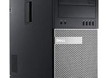 Dell OptiPlex 9010 Core i7 3770 3.4 GHz Ram4 GB HDD 500 GB  Only cpu
