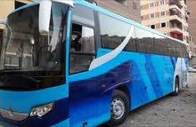 للايجار باقل سعر للرحلات باص مرسيدس50راكب