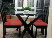 For sale Tables - Chairs - End Tables that's condition is New - Baghdad
