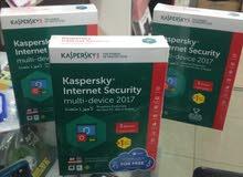 برنامج الحماية كاسبرسكاي متعدد الأجهزة User 4
