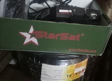 رسيفر STARSAT HD للبيع