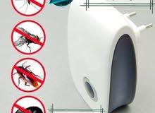 جهاز طارد و مكافحه القوارض والحشرات بالذبذباب الصوتيه
