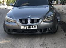 BMW 525i Model 2007 Full