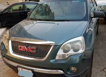 GMC Acadia 2009 For sale - Turquoise color