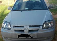 Grey Hyundai Verna 2003 for sale