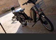 مطلوب دراجة كهرباء للبيع