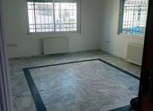 2 نوم شقة ارضية فارغة للايجار طلوع نيفين 270دينار