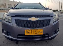 Chevrolet Cruze car for sale 2011 in Seeb city
