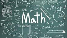 مدرس رياضيات و لغة انجليزية- دروس خصوصي