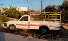 White Toyota Hilux 1983 for sale
