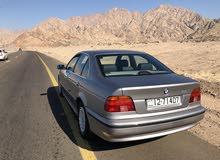 بي أم دبليو BMW 520 الدب