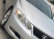 لكزس جي اس 350 موديل 2008 V6