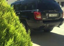 Automatic Jeep 1999 for sale - Used - Madaba city
