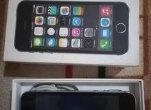 iphone 5s ايفون 5اس بيع او ممكن بدل تلفزيون LED 32 انش