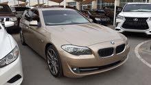 2013 BMW 530i Full options Gulf Specs clean car