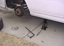 Battery jump start,change spare tire 33840083