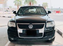 VW Touareg 2009 3.5L V6 automatic transmission