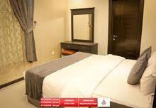 غرفه وصالة مفروشة للايجار الشهري باليرموك