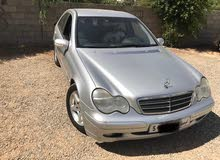Grey Mercedes Benz C 180 2002 for sale