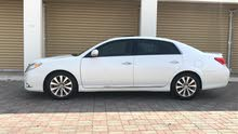 Toyota Avalon car for sale 2012 in Saham city