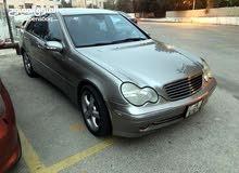 Gasoline Fuel/Power   Mercedes Benz C 230 2004