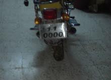 دراجه اباتشي بحاله جيده للبيع