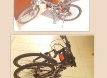 للبيع دراجة تباديل لمبرقيني نضيفة