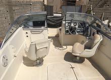 قارب موديل 2005 استراد أمريكي توه كيف واصله قوه المحرك 115