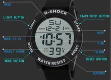 R-SHOCK ساعه  ضد الماء