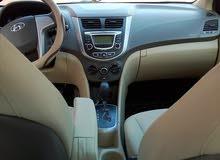 Automatic Blue Hyundai 2012 for sale