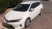 Used Toyota Auris in Amman